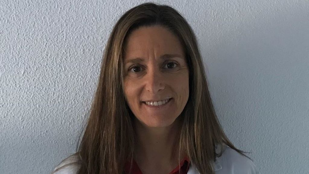 La neumóloga Olga Mediano