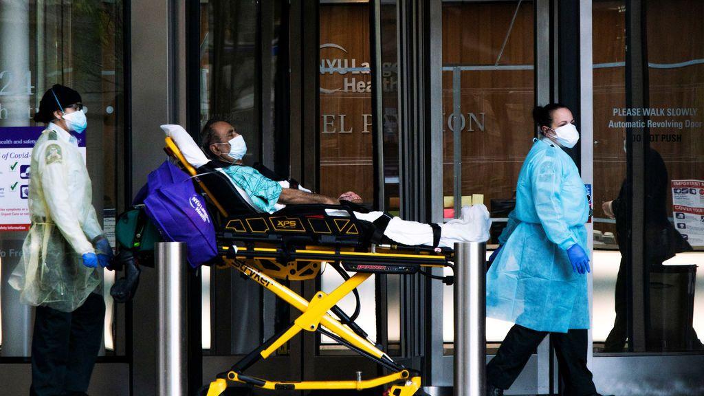 El coronavirus deja más de 247.000 muertos y supera los 3,5 millones de casos en todo el mundo