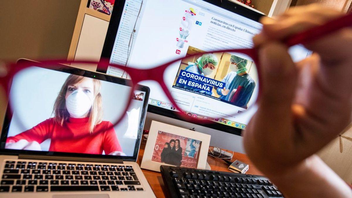 Blockchain, miedo y coronavirus:  así es el riesgo del 'Gran Hermano' virtual