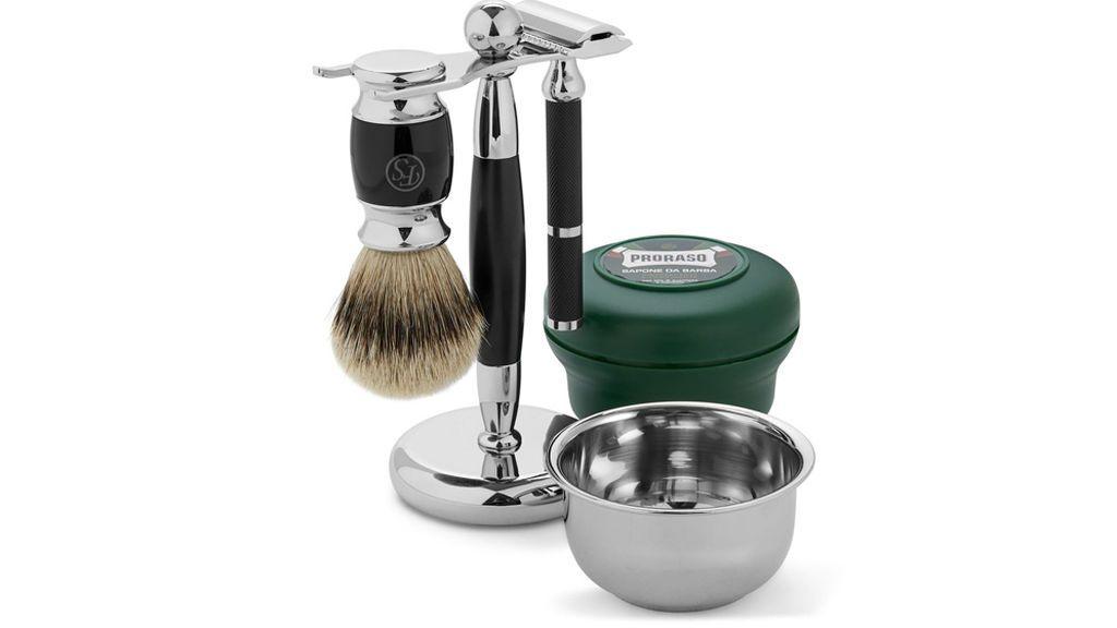 Kit de afeitado Amazon