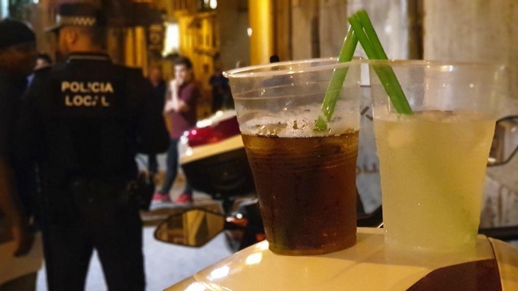 Los jóvenes celebran la desescalada con botellones: FALTA TITULAR
