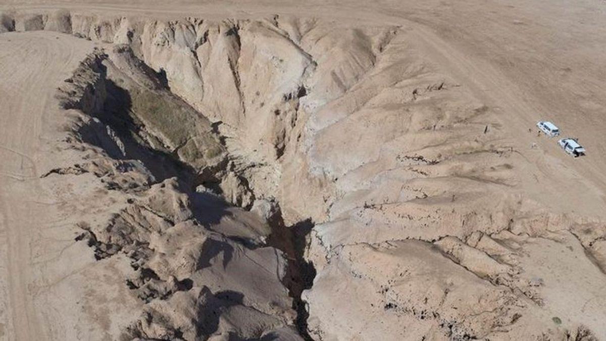 Cañón de Al Hota, cerca de Raqqa