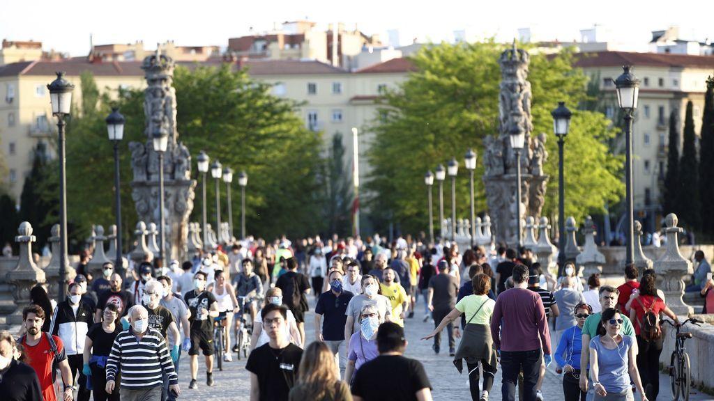 Madrid afronta la desescalada como epicentro del coronavirus