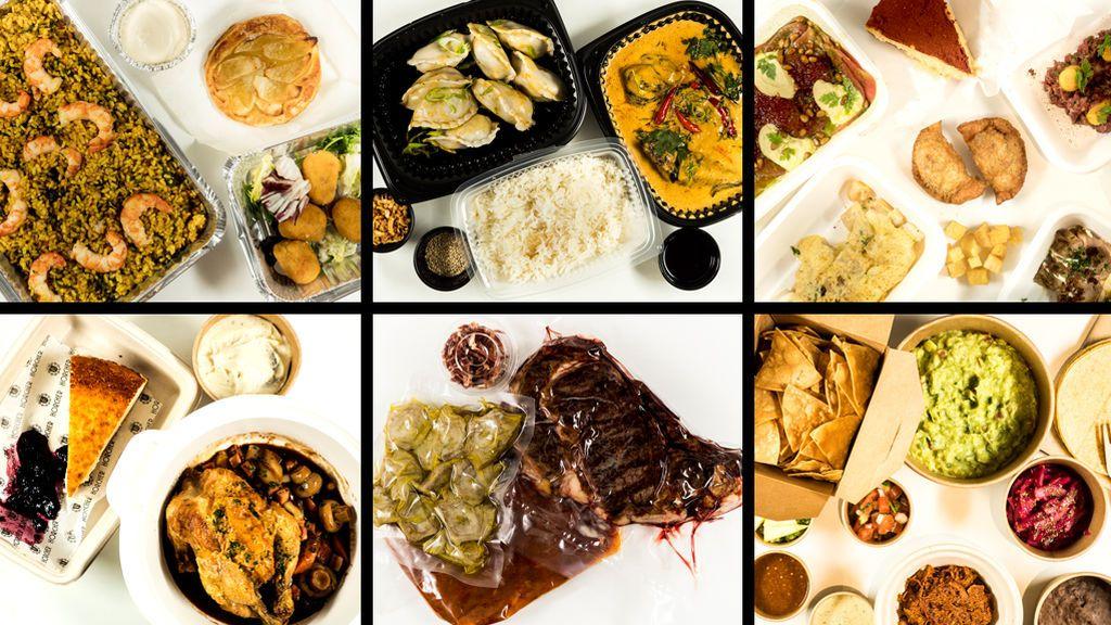 Atención hedonistas: alta gastronomía a domicilio para sobrevivir a la desescalada