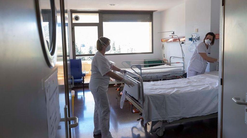 España registra 164 muertos y el número de contagios cae a 356: