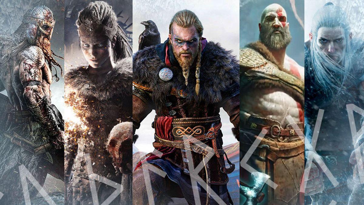 Los mejores videojuegos de vikingos