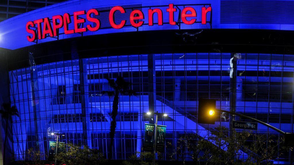 Nombre y aforo de los pabellones de la NBA