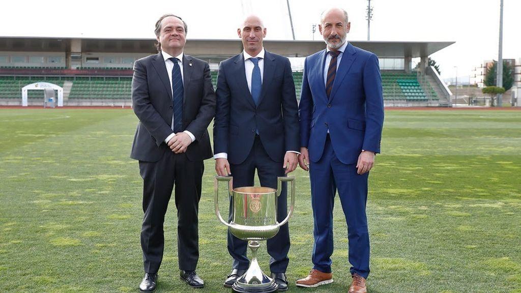 La final de Copa del Rey entre el Athletic de Bilbao y la Real Sociedad se jugará con público, cuando se pueda