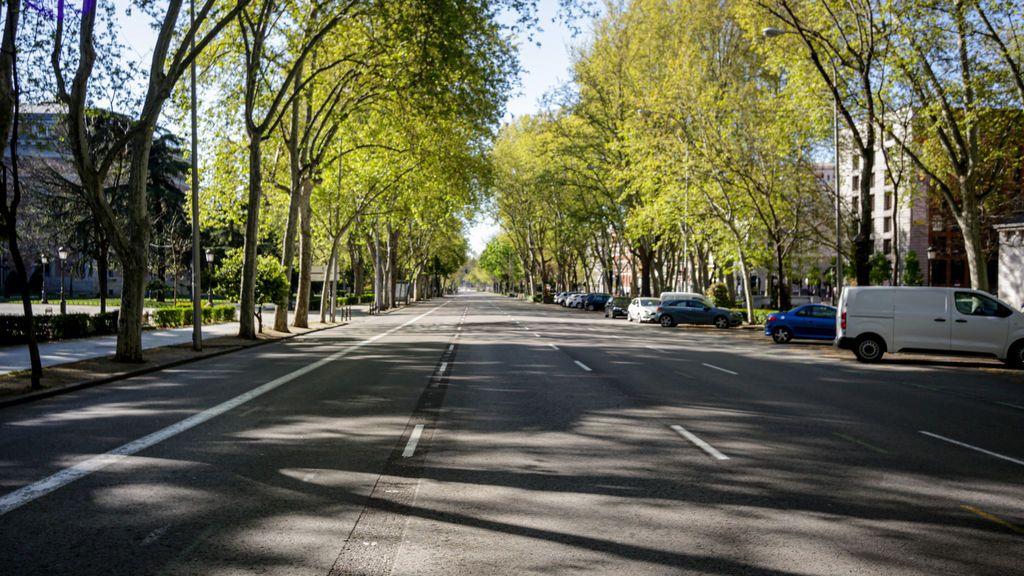 Paseo del Prado y Arturo Soria, entre las calles de Madrid que serán peatonales de forma provisional