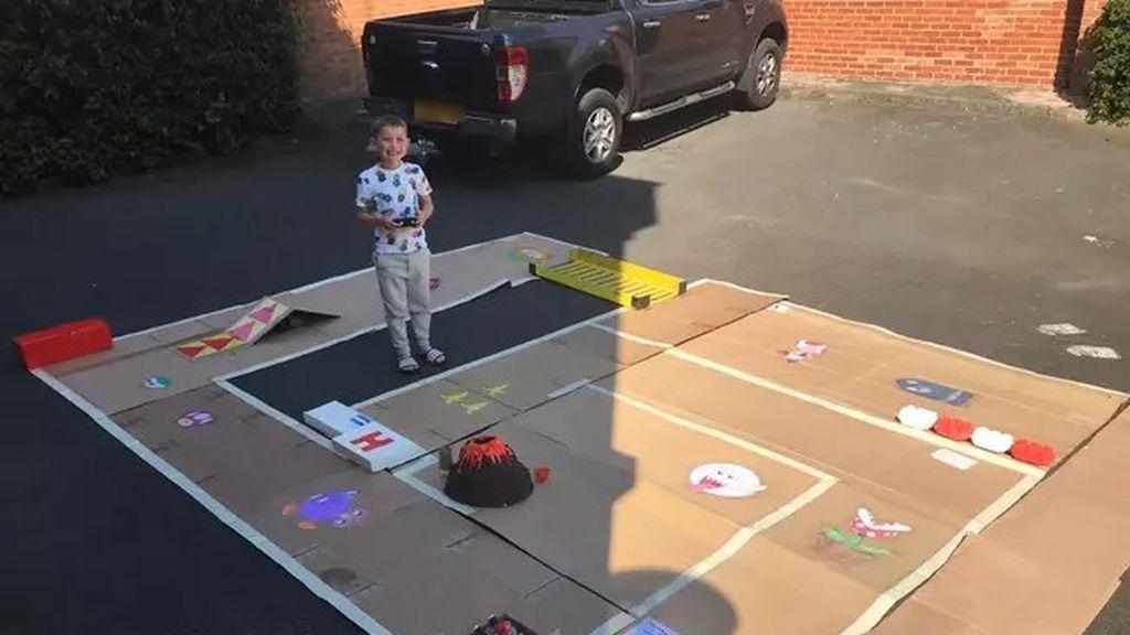 Circuito Mario Kart