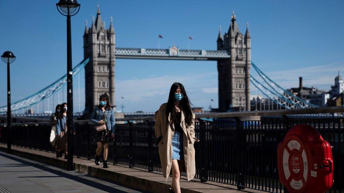 Última hora del coronavirus: Reino Unido registra 29.427 muertes y supera a Italia como país más afectado en Europa