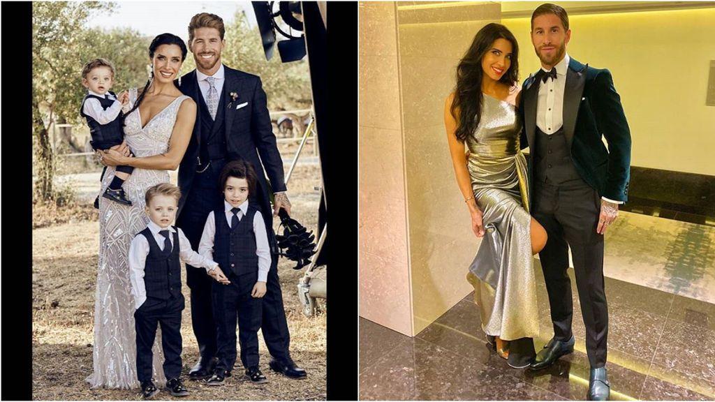 """La solución que han encontrado Sergio Ramos y Pilar Rubio para acordar el nombre de su nuevo bebé: """"No había acuerdo"""""""