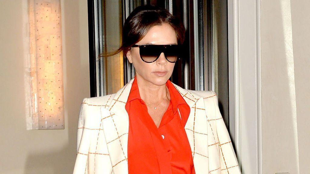 """Victoria Beckham renuncia al rescate económico de su firma tras las críticas: """"Está devastada"""""""