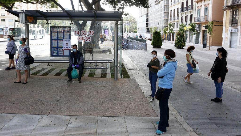 Almería y Huelva no registran contagios, hospitalizados ni muertes en 48 horas