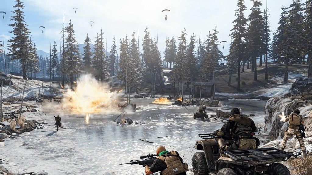 Call of Duty Warzone añadirá nuevos modos de juego en la Temporada 4