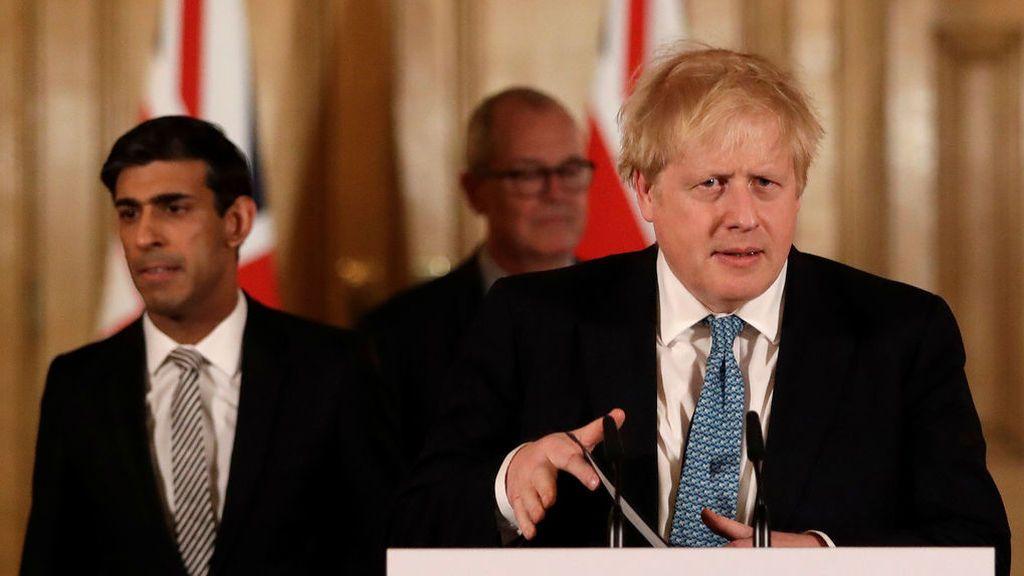 """Reino Unido última su plan de desescalada para evitar """"la peor recesión en su historia reciente"""""""