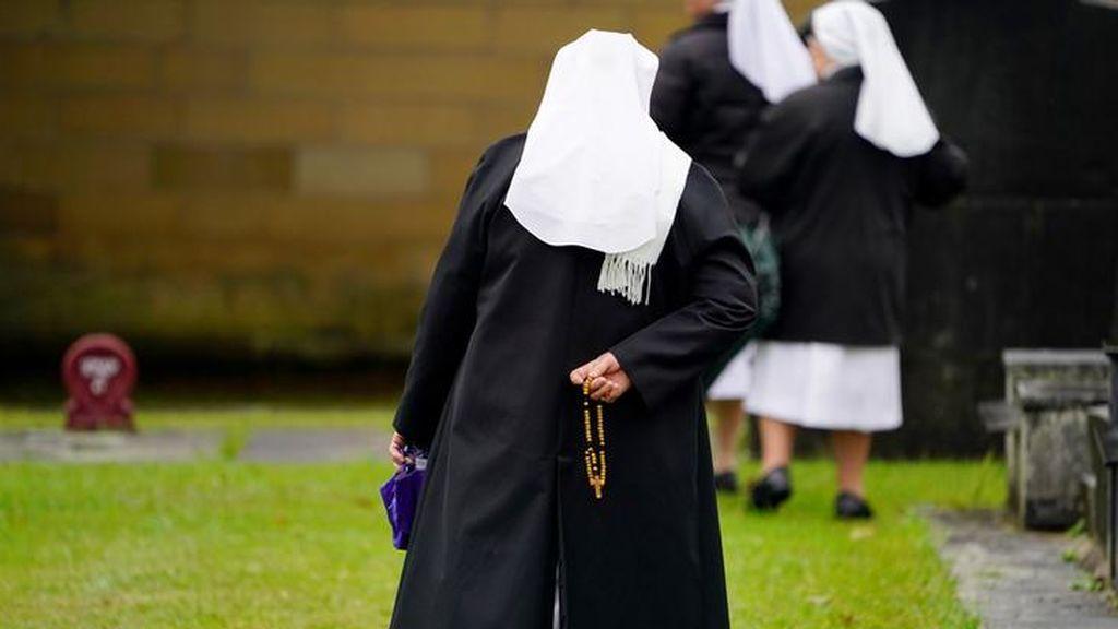 """""""Jesús. Presiento mi última noche"""", el último mensaje de una monja de clausura antes de fallecer por Covid-19"""