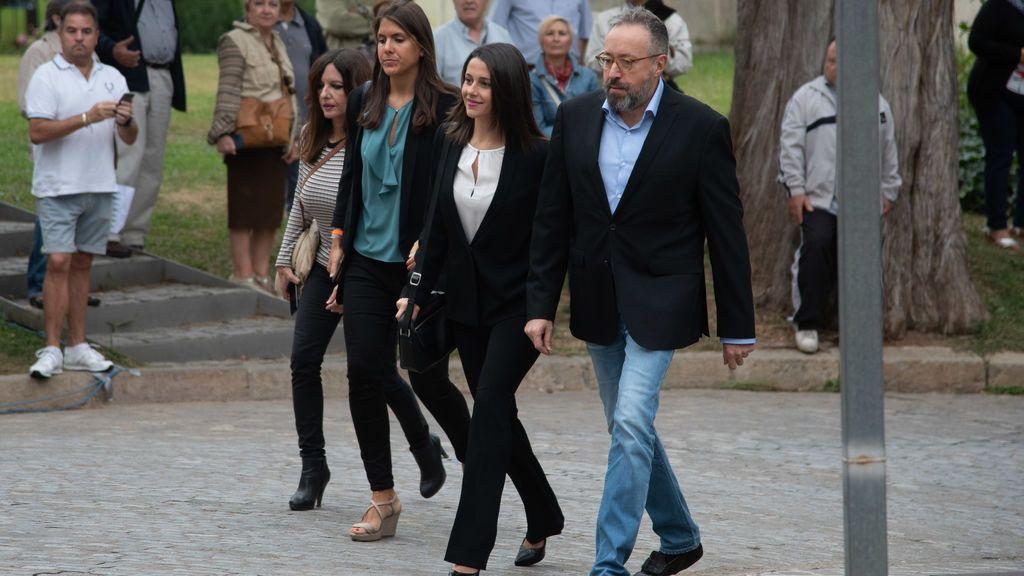 Girauta abandona Ciudadanos tras el acuerdo de Arrimadas con el Gobierno para prolongar el estado de alarma