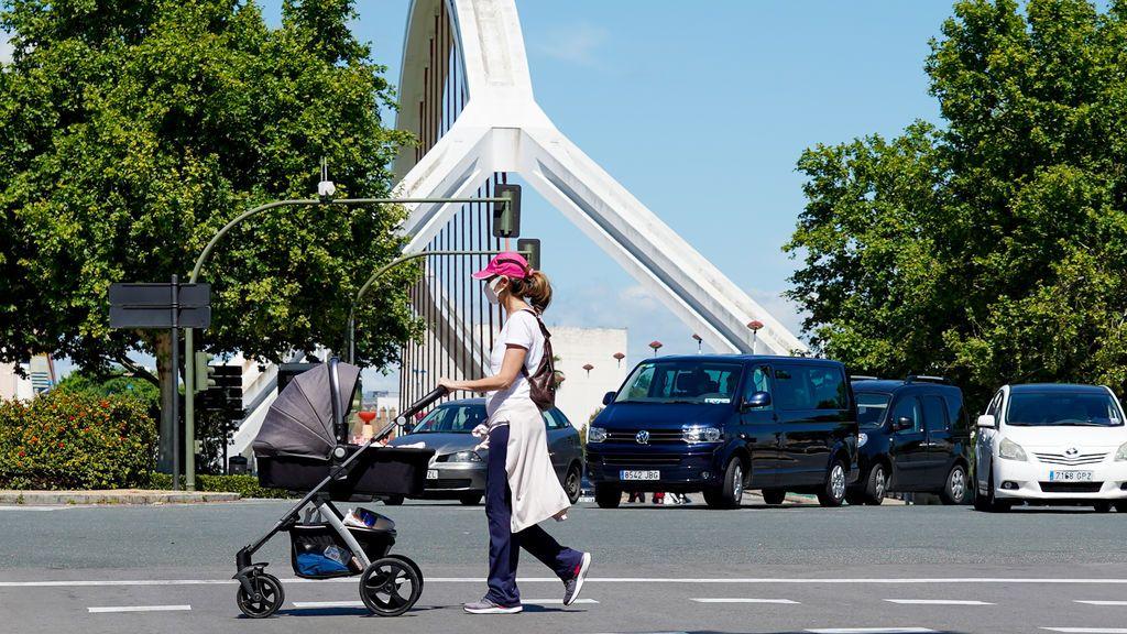 El Gobierno estudiará cambiar el horario del paseo infantil por el calor después de la petición de Andalucía
