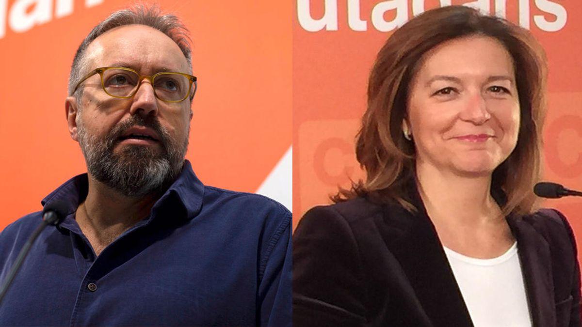 Crisis en Ciudadanos: Girauta y Mejías se dan de baja por el apoyo de Arrimadas a la prórroga del estado de alarma