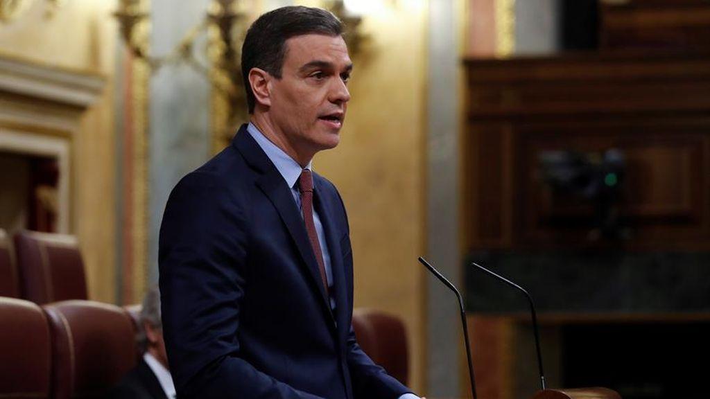 Pedro Sánchez solicita la cuarta prórroga del estado de alarma