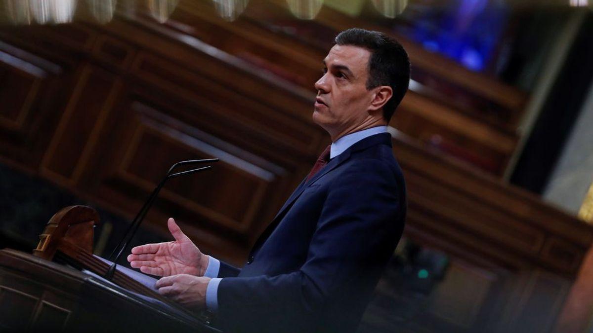 """Sánchez alerta del """"error absoluto"""" de levantar el estado de alarma, necesario """"unas semanas más"""""""