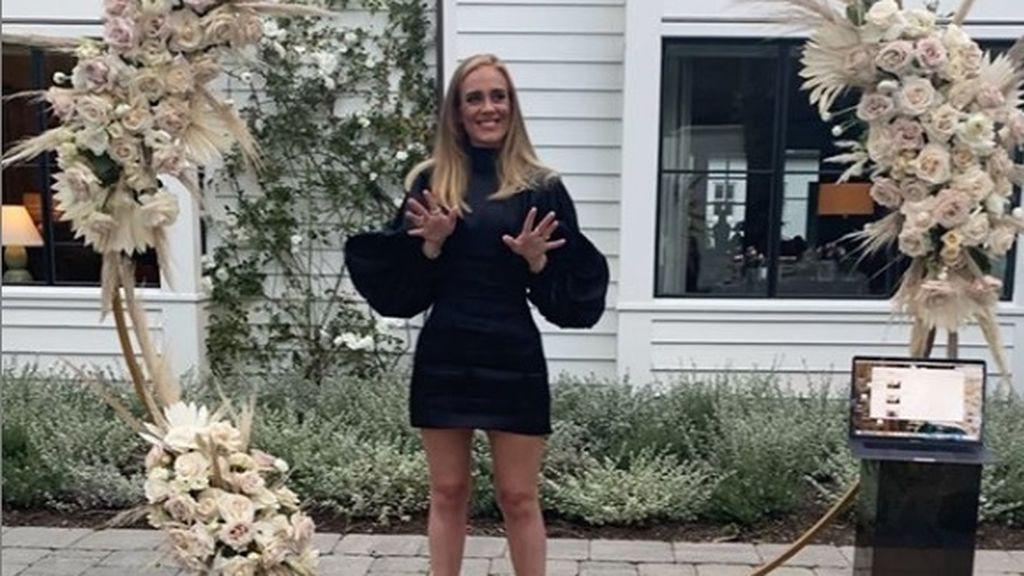 Adele publica una foto y las redes sociales se llenan de comentarios sobre su cambio físico