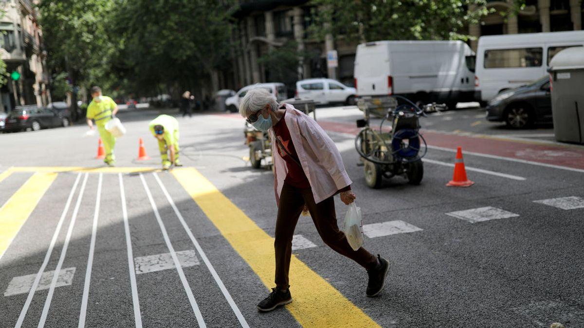 Madrid y Cataluña, las regiones que tienen más difícil pasar a la fase uno el 11 de mayo