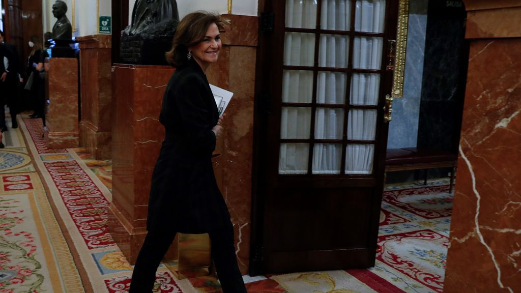 EuropaPress_3036409_vicepresidenta_primera_gobierno_carmen_calvo_llega_miercoles_congreso_donde