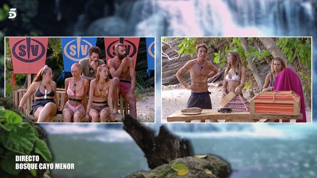 Las 'tentaciones' de 'Supervivientes: Tierra de Nadie' cautivan a la audiencia con nuevo récord de temporada en Cuatro