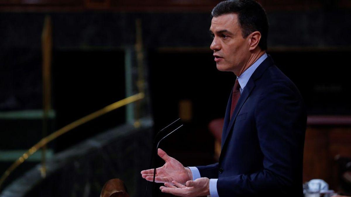 El Congreso de los Diputados aprueba la prórroga del estado de alarma hasta el 23 de mayo