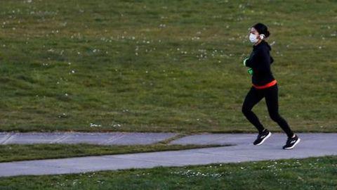 La compra de mascarillas deportivas para 'runners' arrasan en ...