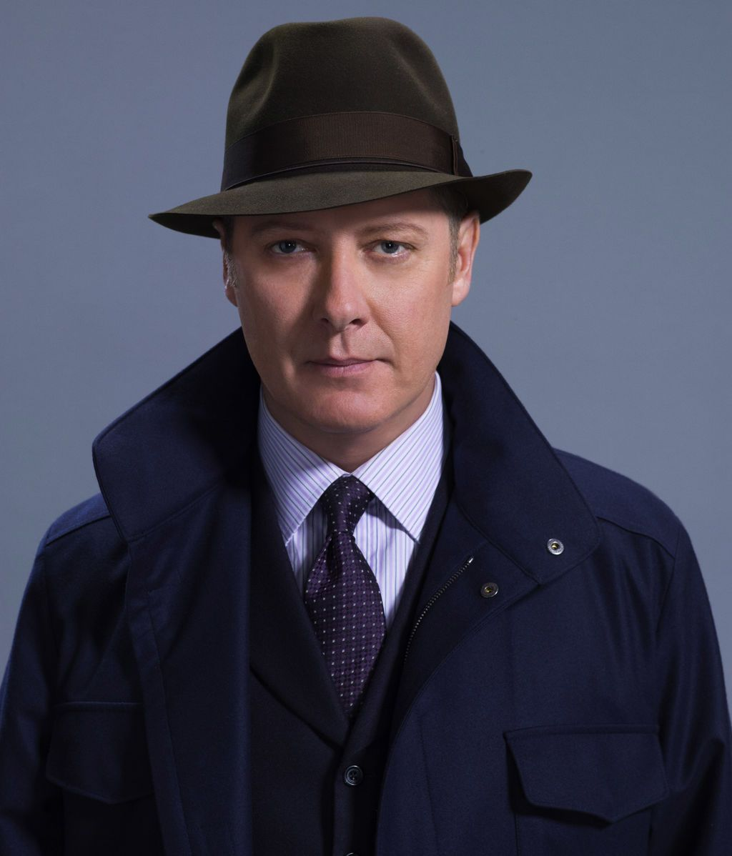 Raymond Reddington (James Spader)