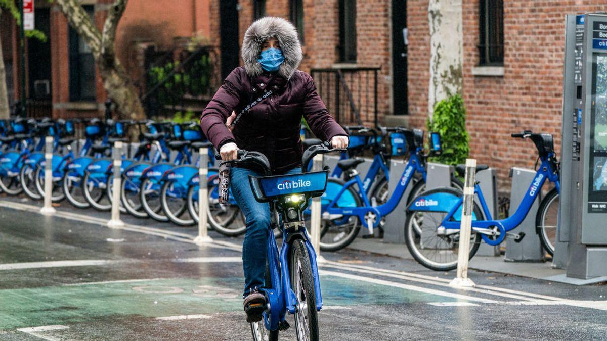 Comercios de Madrid, Barcelona y Valencia cederán su flota de bicicletas a los sanitarios