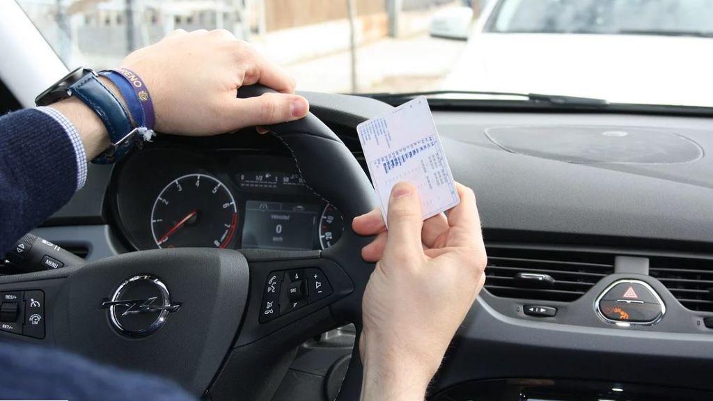 Los permisos de conducción caducados estarán vigentes hasta 60 días después de finalizar el estado de alarma