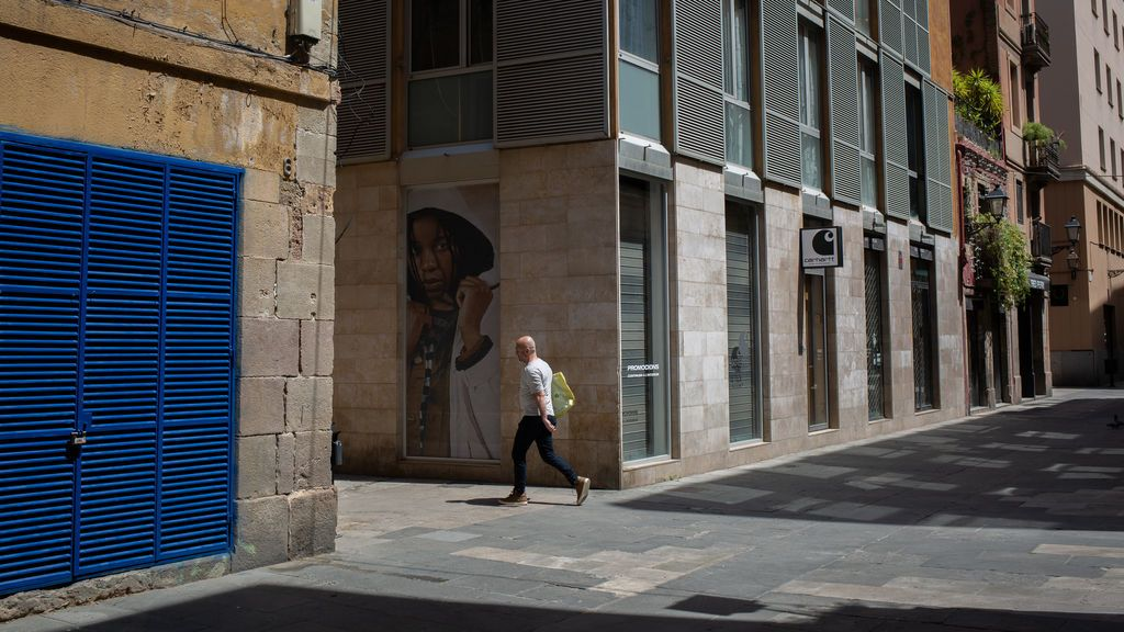 Estas serán las calles de Barcelona que serán peatonales este fin de semana