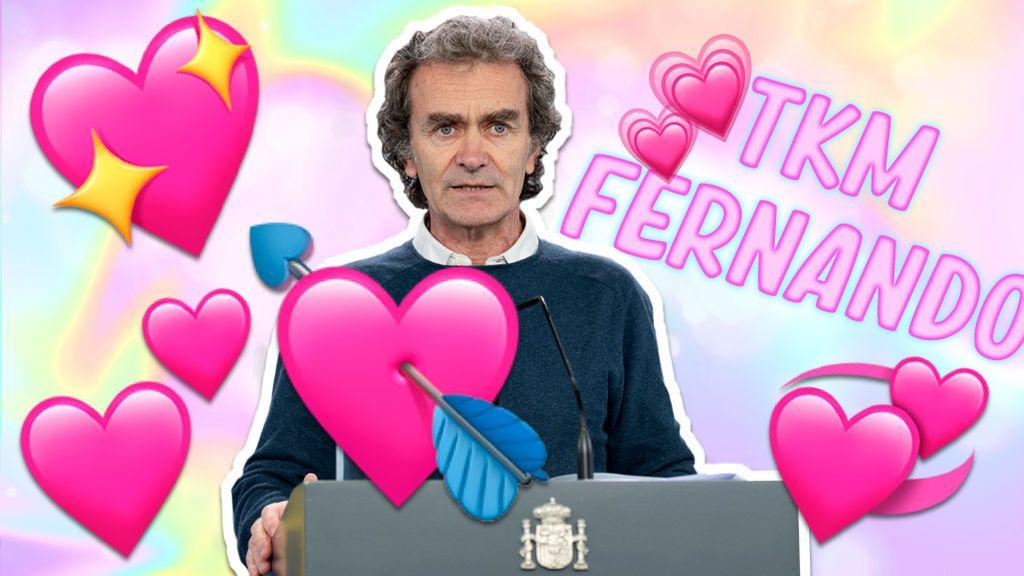 Fernando Simón, tuyo es nuestro corazón: de científico al meme más querido del momento