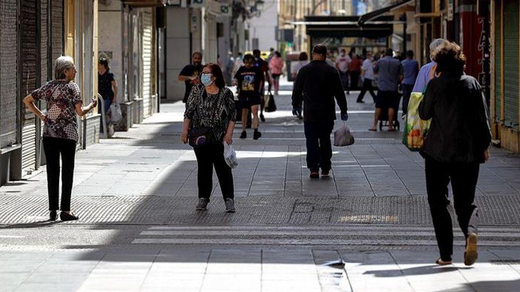 """Madrid peatonalizará calles y abrirá los parques """"más pequeños"""" para evitar aglomeraciones"""