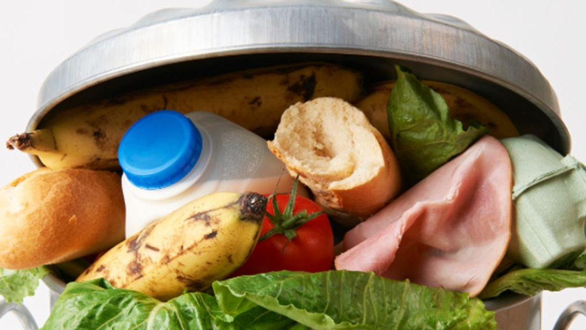 Reduce el desperdicio de alimentos con estas apps