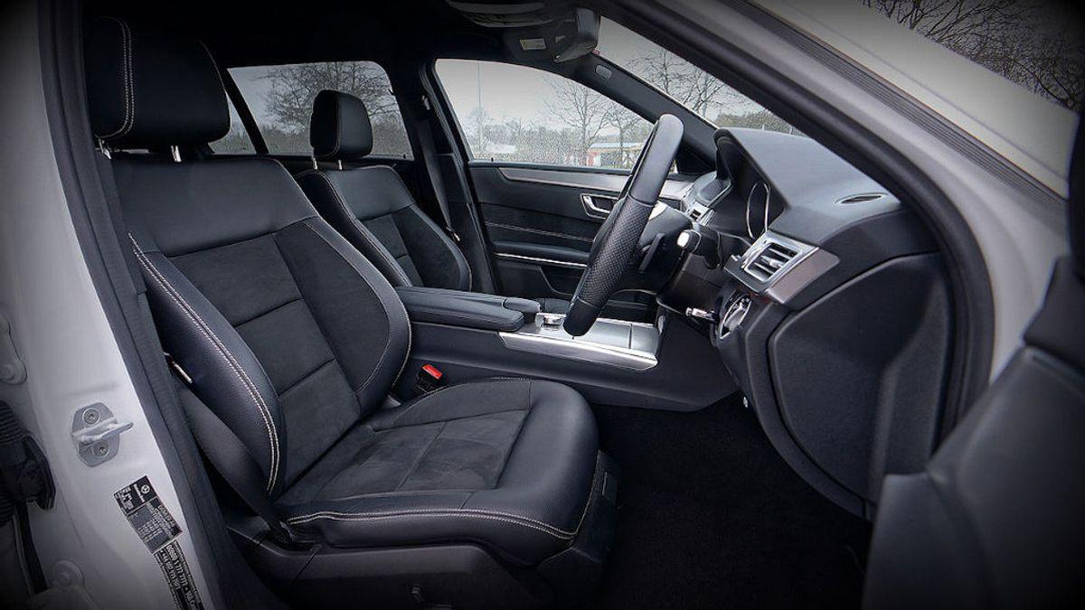 Consejos para limpiar a fondo los asientos del coche