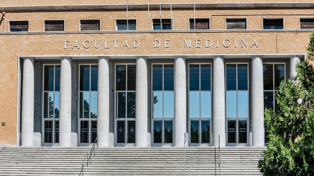 Facultan de Medicina de la Universidad Complutense