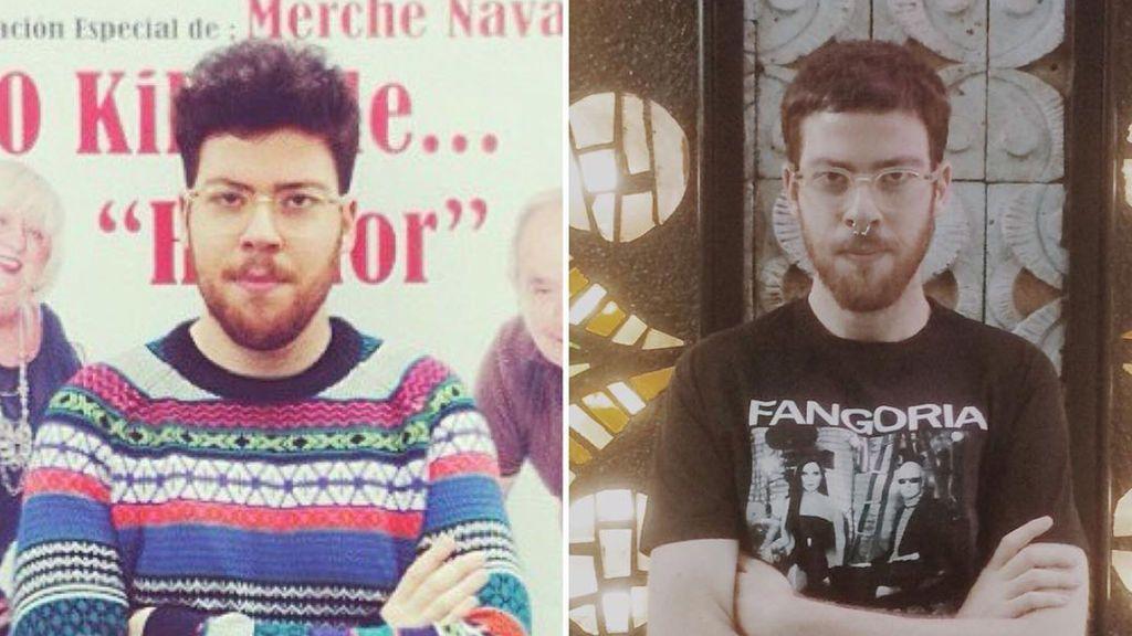Enrique antes y después