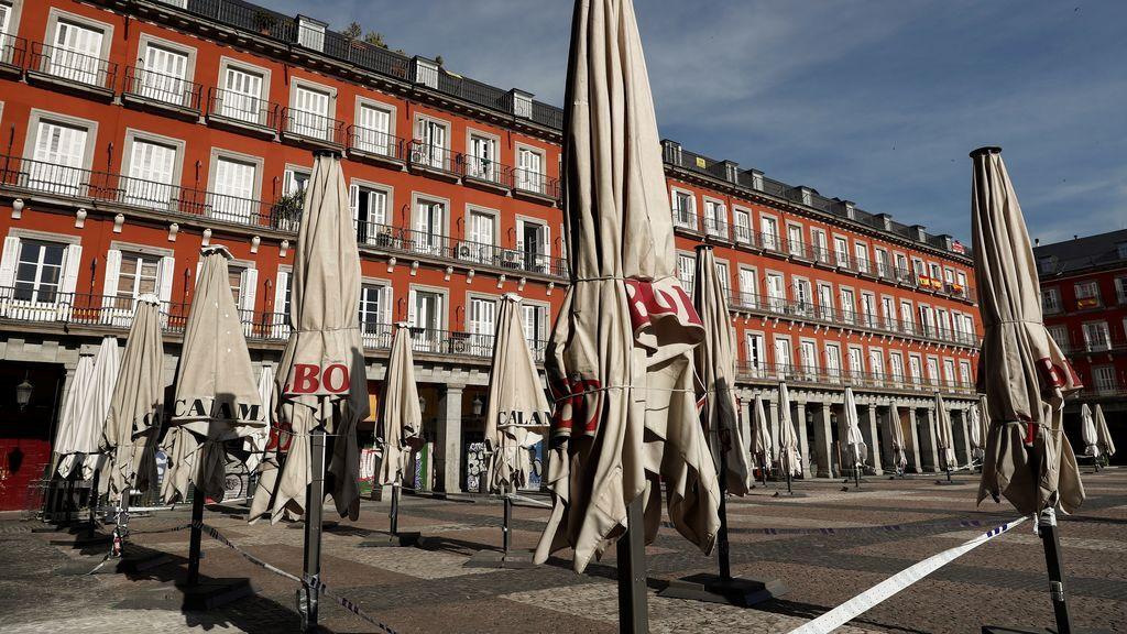 Madrid, epicentro de la pandemia y la polémica en España
