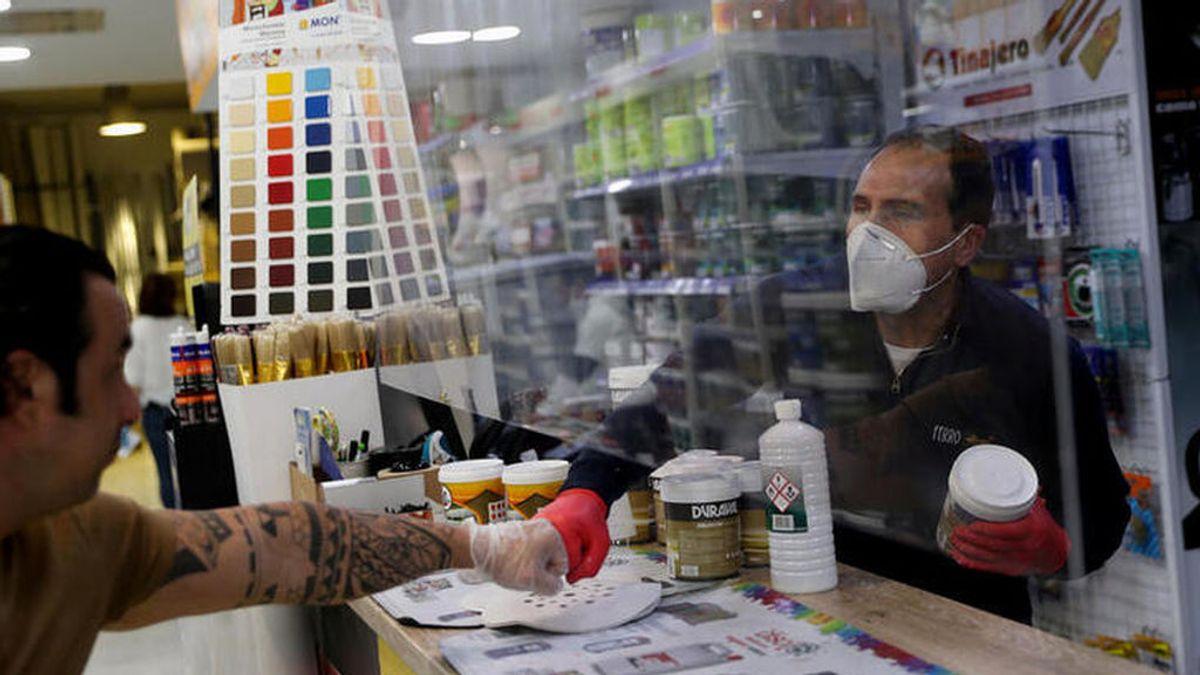 El desabastecimiento de mamparas de metacrilato podría retrasar la adaptación de los negocios
