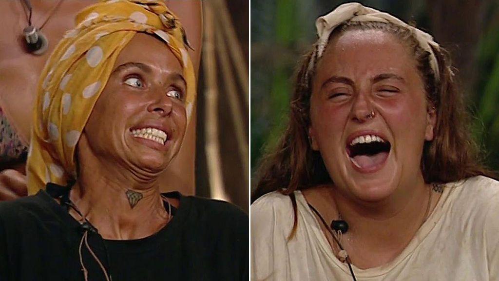 "Rocío y Yiya se vuelven ""comadres"""