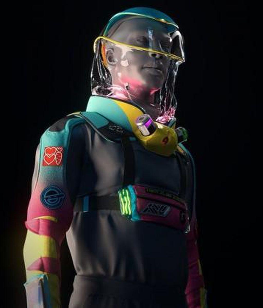 El traje anticoronavirus con el que podremos irnos de fiesta