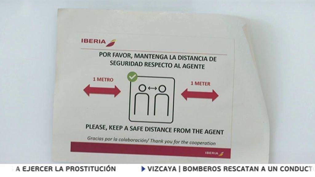 Viajar en tiempos de coronavirus: Las nuevas normas en los aeropuertos