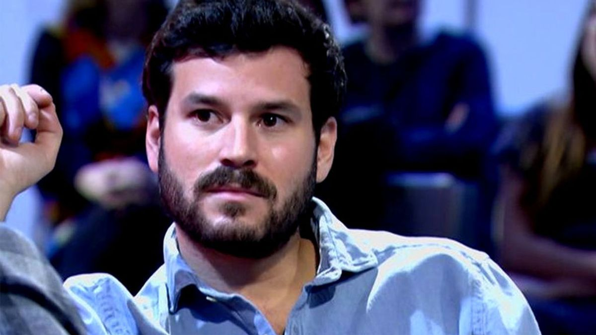Willy Bárcenas en el 'Chester' de Risto Mejide en Cuatro