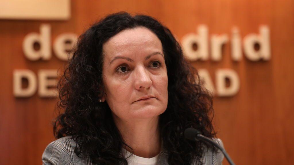 Yolanda Fuentes, ex directora general de Salud Pública