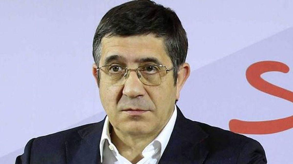 Patxi López será el presidente de la Comisión para la Reconstrucción